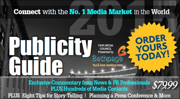 2015 FMC Publicity Guide FMC Media Guide
