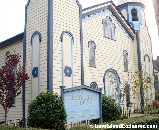 Amagansett Church