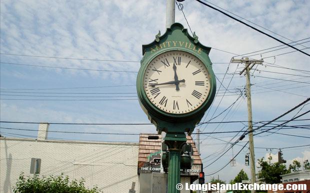 Amityville Clock