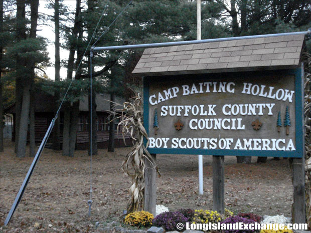 Baiting Hollow Boy Scouts Camp