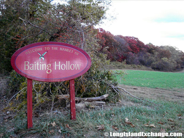 Baiting Hollow Welcome
