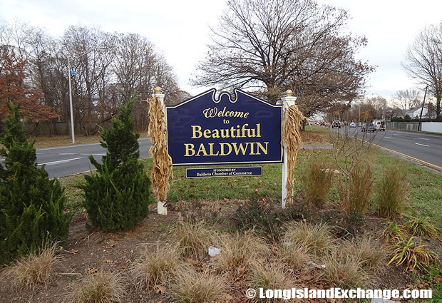 Beautiful Baldwin Sign