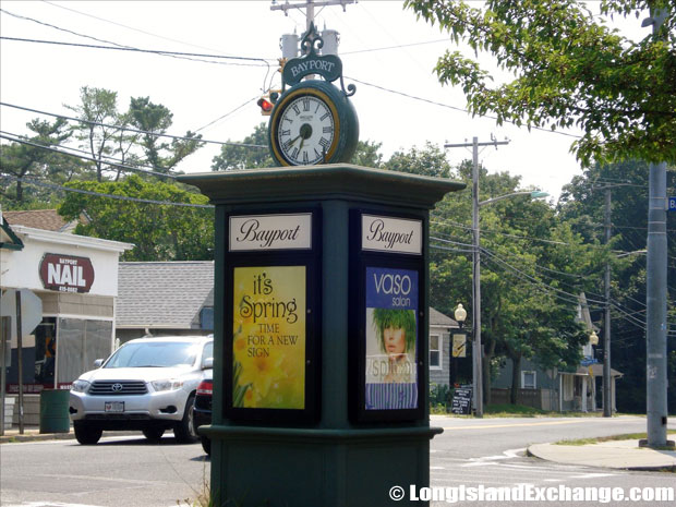 Bayport Clock