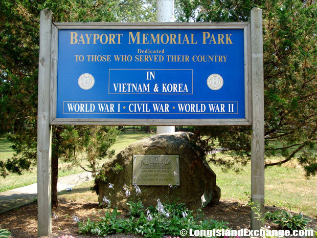 Bayport Memorial Park