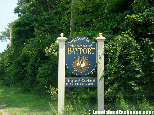 Bayport Welcome