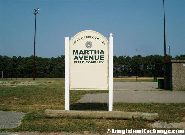 Bellport Martha Ave Park