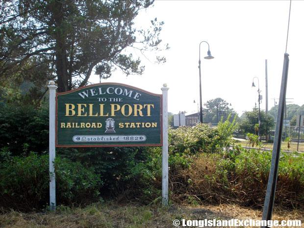 Bellport Train