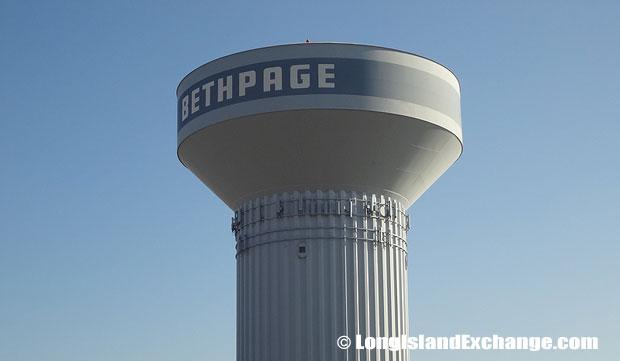 Bethpage Water Tank