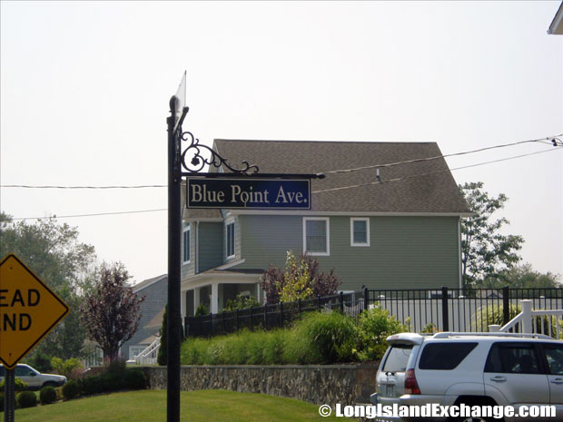 Blue Point Avenue