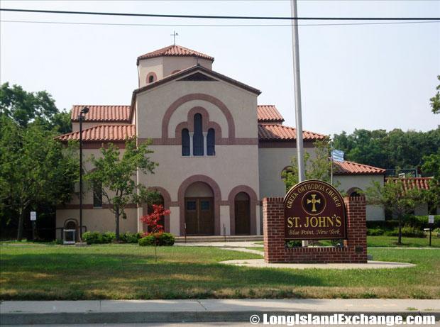 Blue-Point St John Church