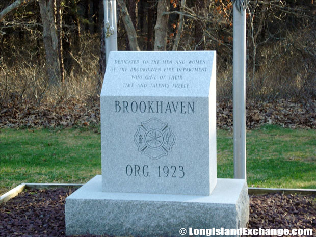 Brookhaven Dedication
