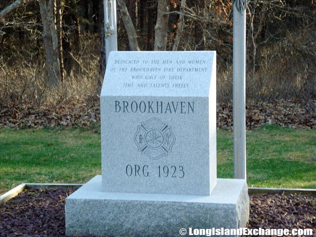 Brookhaven Dedication