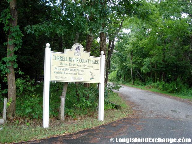 Center Moriches Terrell River County Park