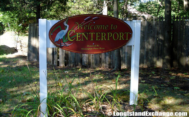 Centerport Welcome