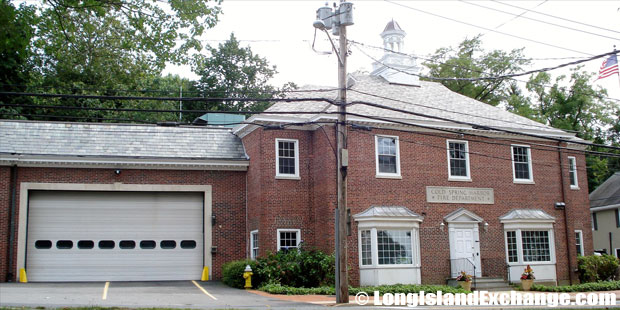 Cold Spring Harbor Fire Department