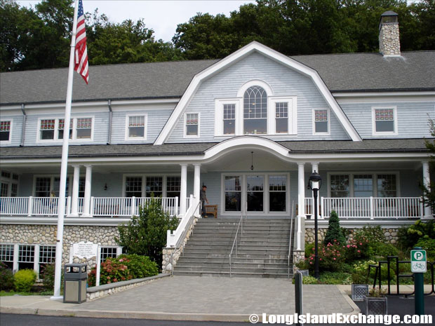 Cold Spring Harbor Library