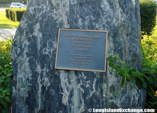 Commack War Memorial