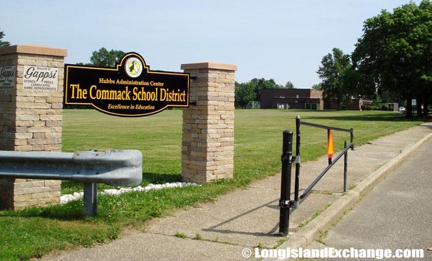 Commack School Admin Building