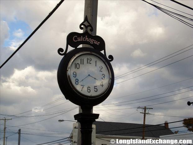 Cutchogue Clock