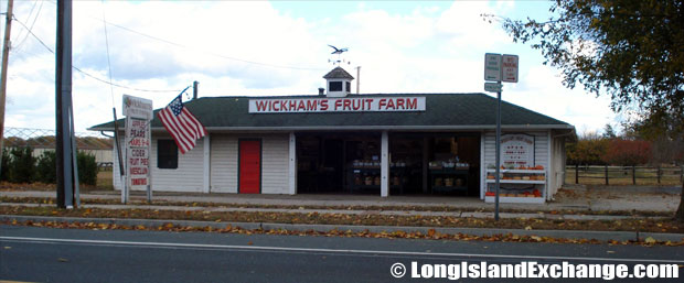 Cutchogue Wickham Fruit