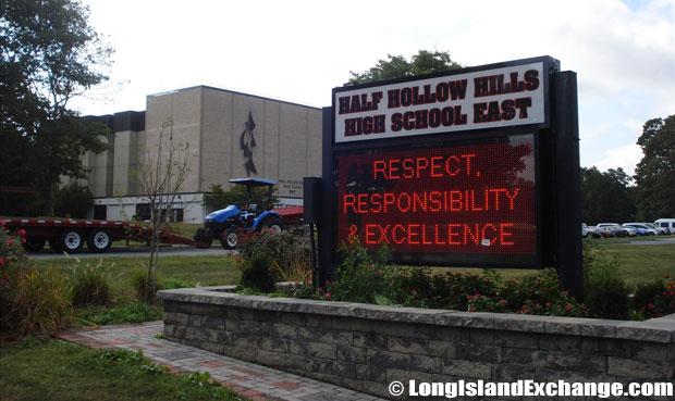 Half Hollow Hills High School East