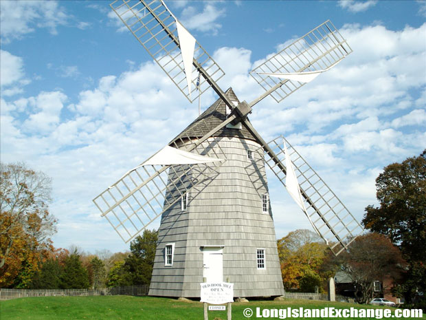 East Hampton Old Hook Mill