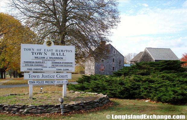 East Hampton Town Hall