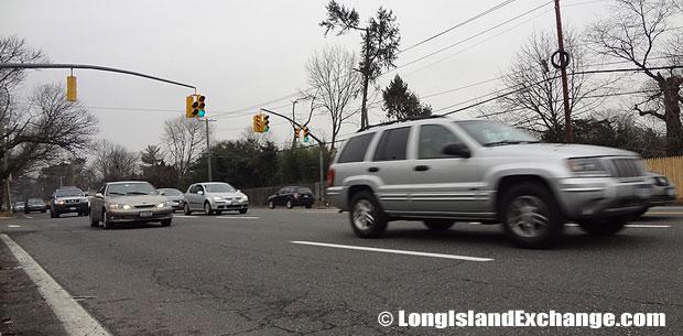East Hills Traffic
