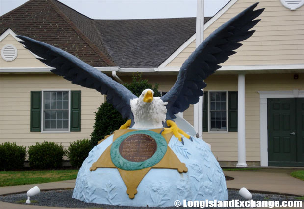 East Moriches Eagle