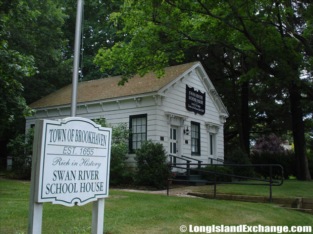 East Patchogue Swan River School
