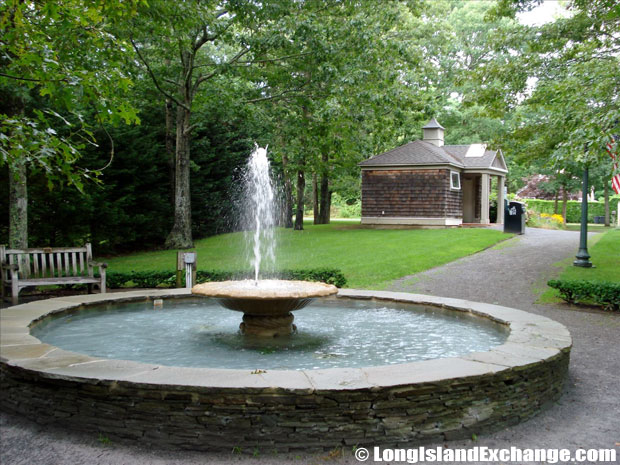 East Quogue Fountain