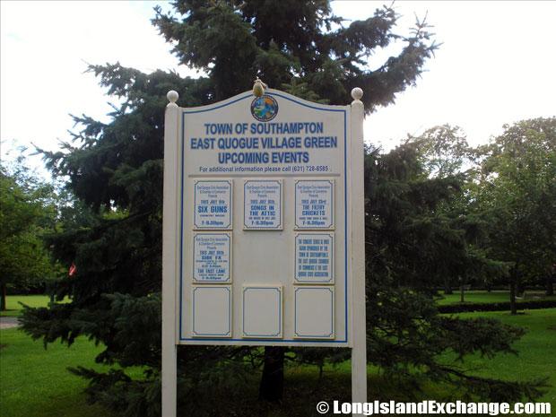 East Quogue Village Events