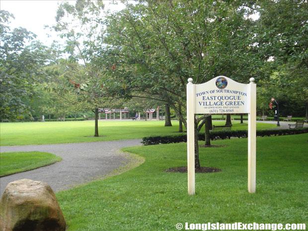 East Quogue Village Park