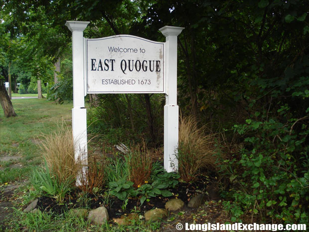 East Quogue Welcome