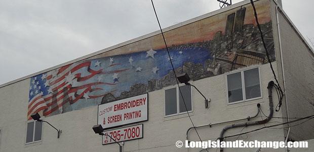 Mural September 11th 2001