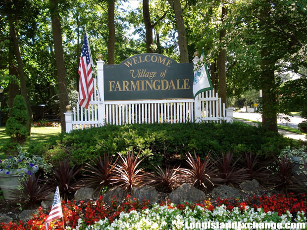 Farmingdale Welcome
