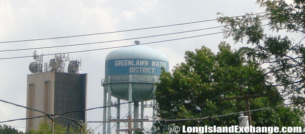 Greenlawn Water Tower