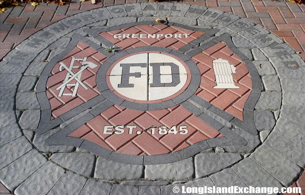 Greenport Fire Department Memorial