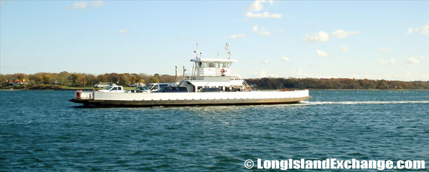 Greenport Ferry to Shelter Island