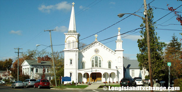 Greenport Greek Church