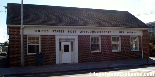 Greenport Post Office
