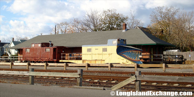 Greenport Train Museum
