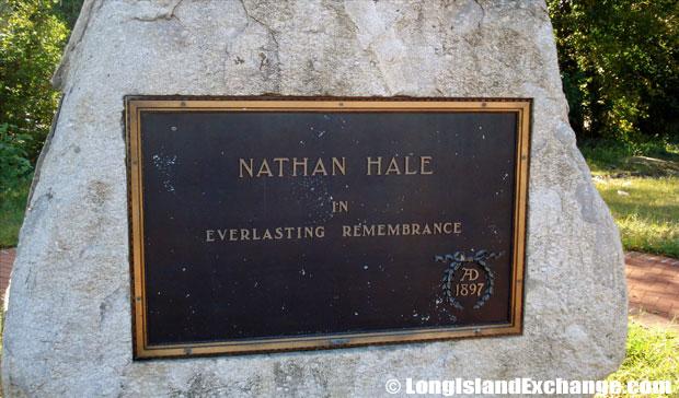 Halesite Nathan Hale Rememberance
