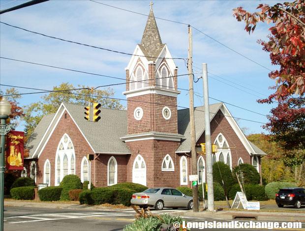Hampton Bays Good Ground Church