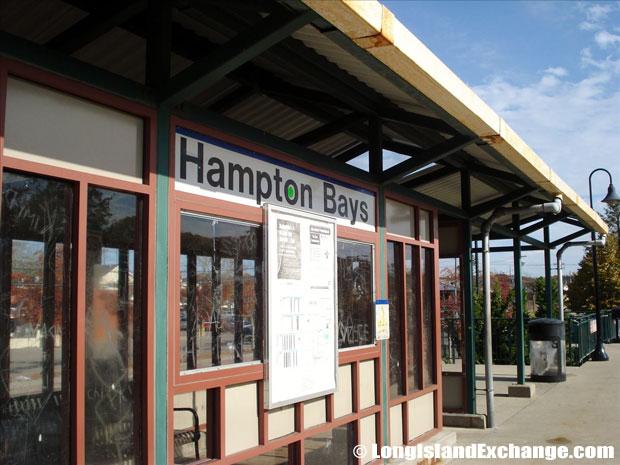 Hampton Bays LIRR Station