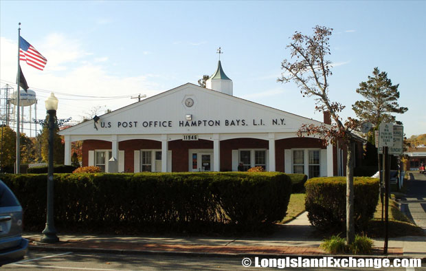 Hampton Bays Post Office