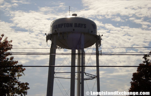 Hampton Bays Water Tower