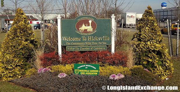 Hicksville Landscape by Hicksville Chamber of Commerce