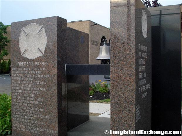 Holtsville Bell of Honor Memorial