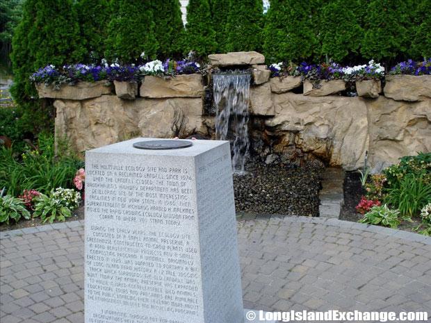 Holtsville Ecology Monument
